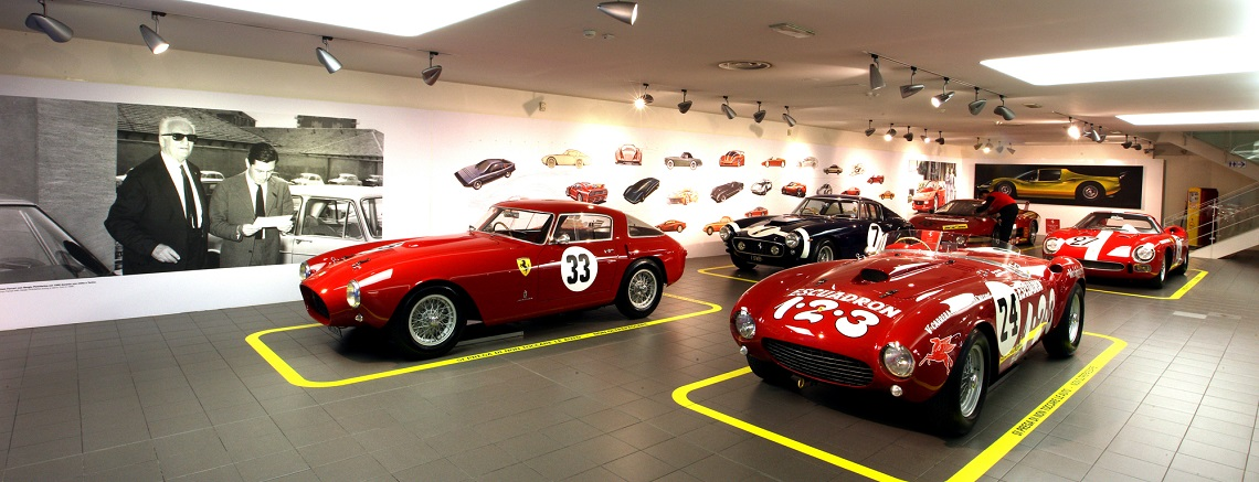 Visit Italian Automobile Museums In Italy Car Factory And